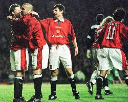Манчестер юнайтед в 1996